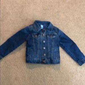 Gap girls Jean jacket